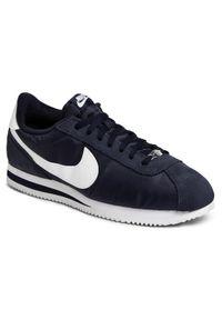 Niebieskie sneakersy Nike Nike Cortez