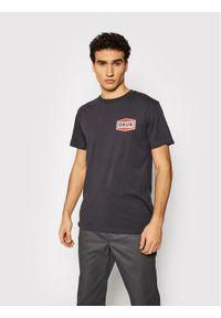 Deus Ex Machina T-Shirt Speed Stix DMP2011372 Szary Regular Fit. Kolor: szary