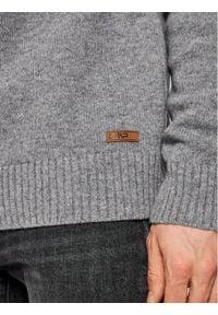 CMP Sweter 7H77042 Szary Regular Fit. Kolor: szary #4