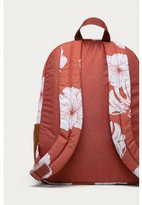 Roxy - Plecak. Kolor: różowy. Materiał: poliester