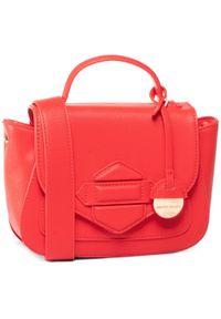 Czerwona torebka klasyczna Silvian Heach klasyczna