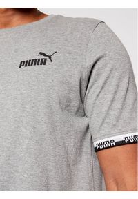 Szary t-shirt Puma