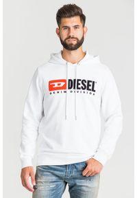 Bluza Diesel klasyczna, ze stójką