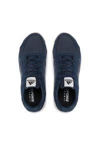 Adidas - adidas Buty Response Run H02066 Granatowy. Kolor: niebieski. Sport: bieganie