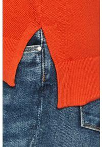 Sweter TOMMY HILFIGER z długim rękawem, długi #7