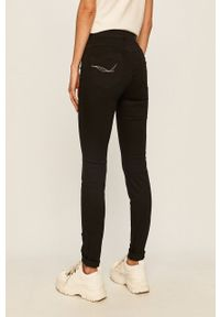 Czarne jeansy Desigual