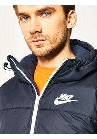 Niebieska kurtka puchowa Nike #6