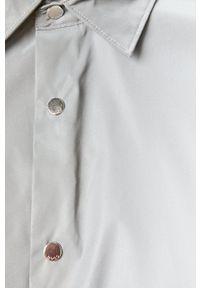 Hugo - Koszula. Typ kołnierza: kołnierzyk klasyczny. Kolor: szary. Długość rękawa: długi rękaw. Długość: długie. Styl: klasyczny