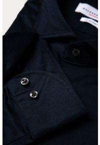 Niebieska koszula Baldessarini długa, na co dzień