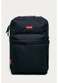 Levi's® - Levi's - Plecak. Kolor: niebieski. Styl: biznesowy