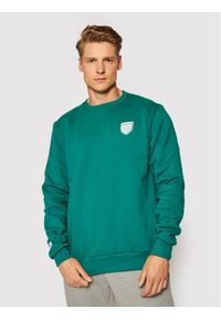 Prosto. - PROSTO. Bluza KLASYK Respect 1113 Zielony Regular Fit. Kolor: zielony