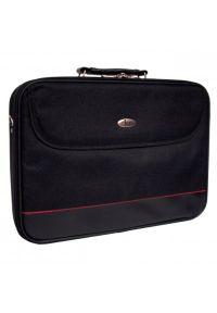 Czarna torba na laptopa ART