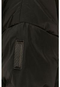 Czarna kurtka Bomboogie z kapturem