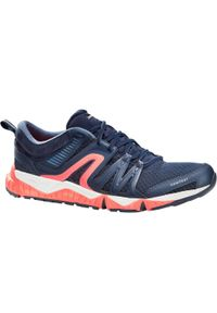 Niebieskie buty sportowe NEWFEEL trekkingowe