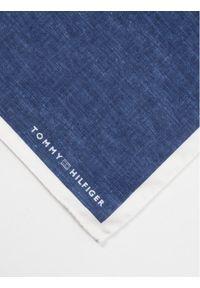 Niebieska poszetka TOMMY HILFIGER