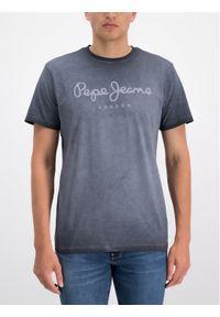 Pepe Jeans T-Shirt West Sir PM504032 Szary Regular Fit. Kolor: szary