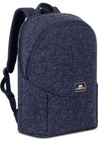 "Plecak RivaCase RIVACASE Anvik 7962 Plecak laptop 15,6"" granatowy. Kolor: niebieski"