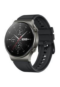 Niebieski zegarek HUAWEI smartwatch, sportowy