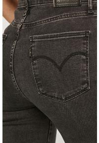 Szare jeansy Levi's® biznesowe, w kolorowe wzory