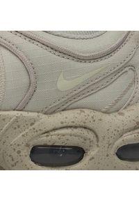 Beżowe półbuty Nike na co dzień, casualowe, z cholewką