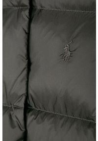 Szara kurtka Polo Ralph Lauren polo, casualowa, na co dzień