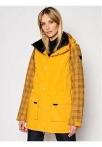 O'Neill Parka Explore Snow 0P5010 Żółty Regular Fit. Kolor: żółty