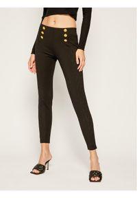 Czarne spodnie materiałowe The Kooples