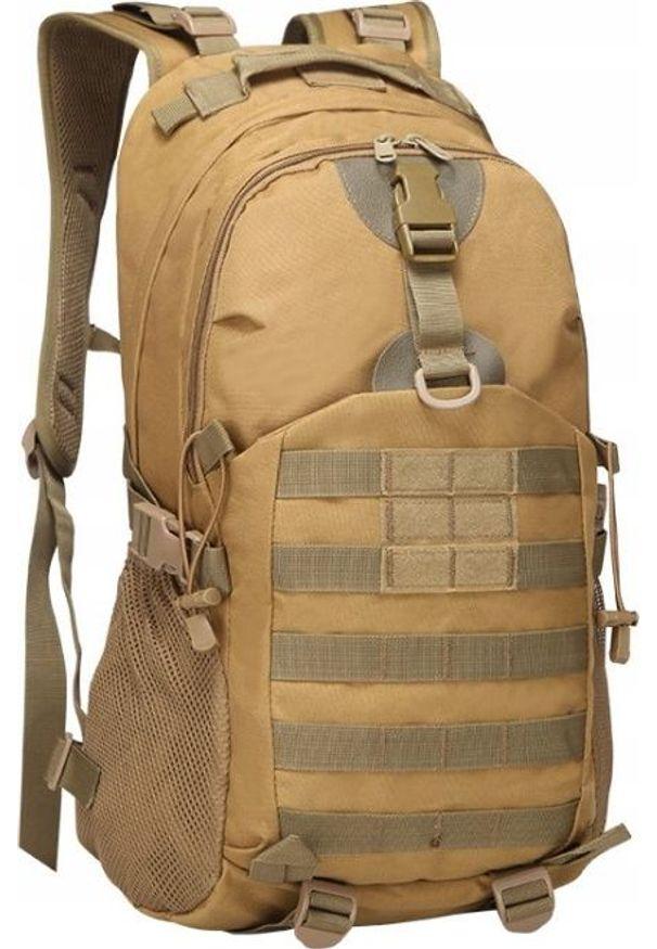 Plecak turystyczny Pan i Pani Gadżet Militarny 40 l. Wzór: moro. Styl: militarny