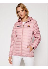 Różowa kurtka puchowa Ellesse
