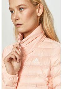 Różowa kurtka adidas Performance bez kaptura