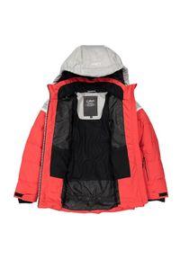 Kurtka narciarska dla dzieci CMP Boy Jacket CMPKUN0070. Kolor: czerwony. Materiał: poliester, materiał, syntetyk. Sezon: zima. Sport: narciarstwo
