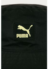 Czarny kapelusz Puma gładki