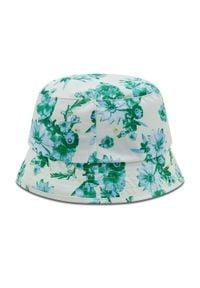 Bucket HUF - Dazy HT00564 Unbleched. Kolor: zielony. Materiał: poliester, materiał