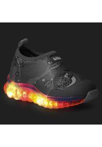 Bibi - Sneakersy BIBI - Roller Celebration 1079108 Print/Aqua. Kolor: niebieski. Materiał: materiał. Wzór: nadruk