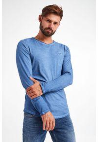 JOOP! Jeans - LONGSLEEVE CARLOS JOOP! JEANS. Długość rękawa: długi rękaw. Wzór: haft. Styl: klasyczny #4