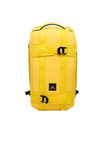 Żółty plecak Douchebags street