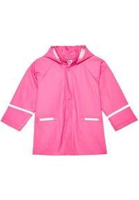 Playshoes Kurtka przeciwdeszczowa 408638 M Różowy Regula Fit. Kolor: różowy