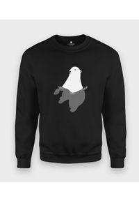 MegaKoszulki - Bluza klasyczna Polar bear. Materiał: polar. Styl: klasyczny