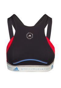 Adidas by Stella McCartney - Strój kąpielowy góra ADIDAS BY STELLA McCARTNEY ASMC BD B TOP P. Materiał: materiał. Wzór: aplikacja