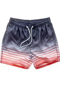 Spodenki sportowe Recea w kolorowe wzory, krótkie