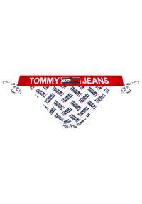 Tommy Jeans Dół od bikini Cheeky UW0UW02944 Biały. Kolor: biały