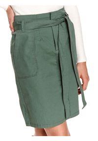 Zielona spódnica TOP SECRET #6