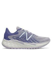 Buty do biegania damskie New Balance Fresh Foam Evare v1 WVARECR1 20Q3. Okazja: na co dzień. Materiał: guma. Szerokość cholewki: normalna. Sport: fitness