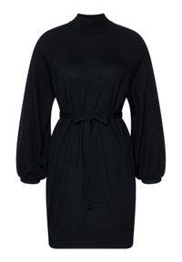 Czarna sukienka Marella