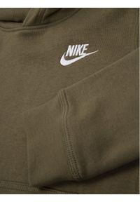 Zielona bluza Nike
