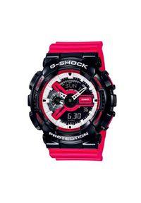 Różowy zegarek G-Shock