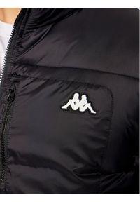 Czarna kurtka puchowa Kappa #6