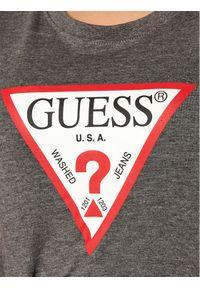 Guess T-Shirt Ss Cn Original Tee W0BI25 I3Z11 Szary Regular Fit. Kolor: szary