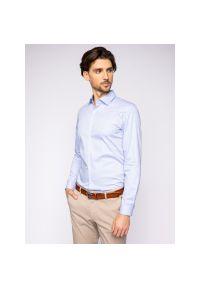 Niebieska koszula Strellson