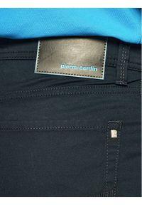 Pierre Cardin Jeansy 3451/000/2400 Granatowy Tapered Fit. Kolor: niebieski. Materiał: materiał